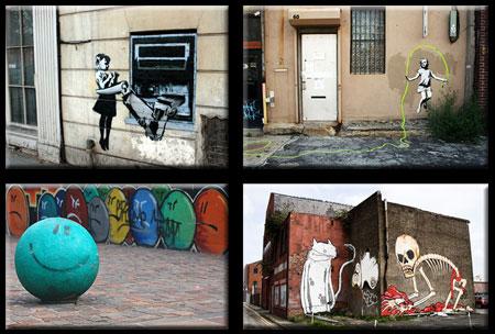 Creative and Innovative Street Art