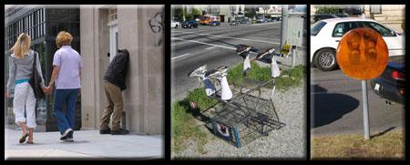 Surreal and Varied Street Art