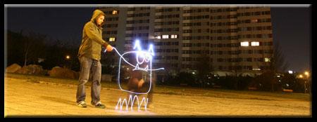 Light Art Pet