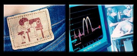 Sweat Shops and McDonalds Heart Attacks