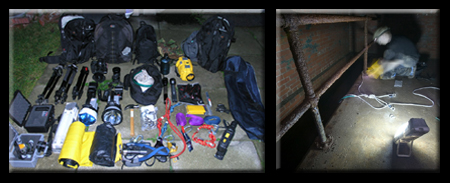 Urban Exploration Gear