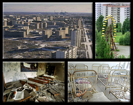 Pripyat Russia After the Fallout