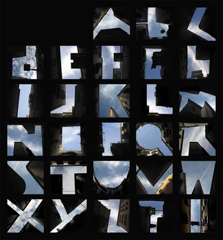 Urban Typography Photographs