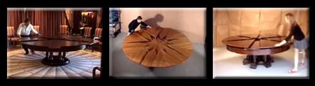 Fletcher Capstan Tables