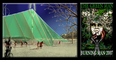 The Green Man Theme