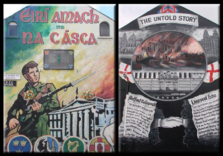 Political Murals of Belfast