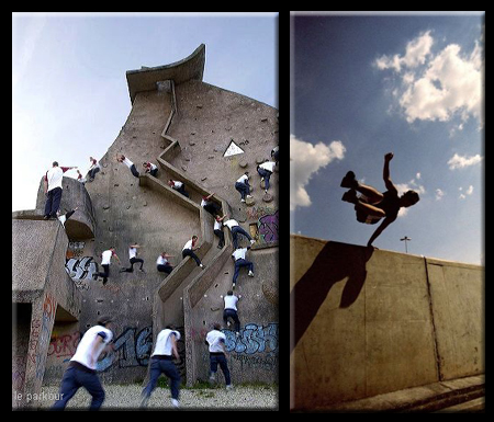 Parkour and Free Running