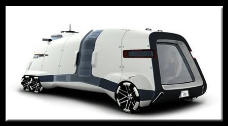 Transportable Urban Dwelling