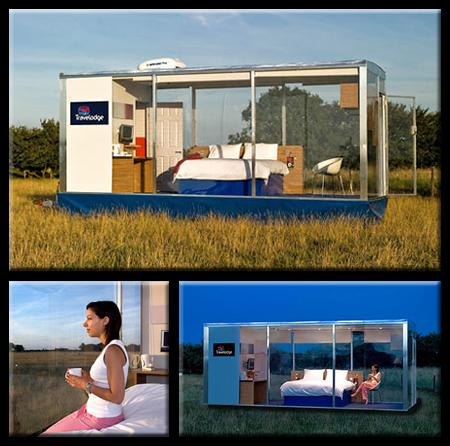 Portable Hotel Room