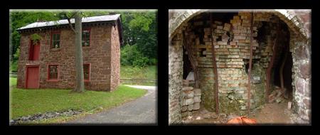 Joanna Furnace and Railroad Graveyard