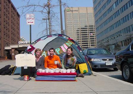 Baltimore Camping