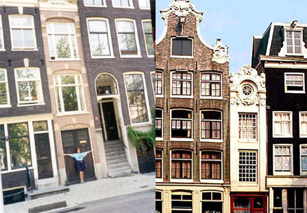 Cramped City Living 10 Of The World S Narrowest Houses
