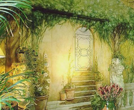 3D Interior Painting 1