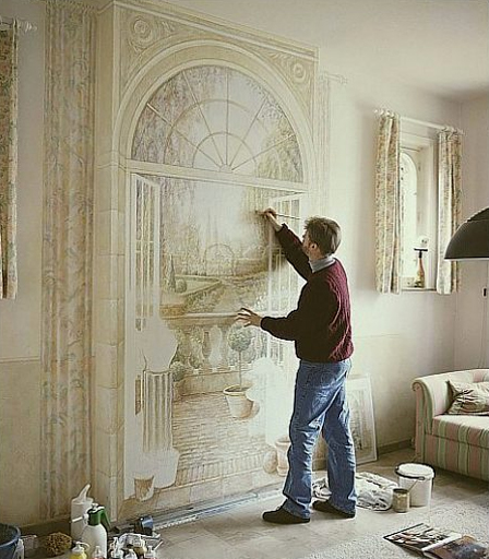 3D Interior Painting 2