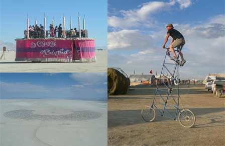 Burning Man 2007 Images