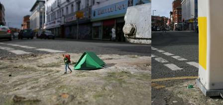 Urban Camping Street Art