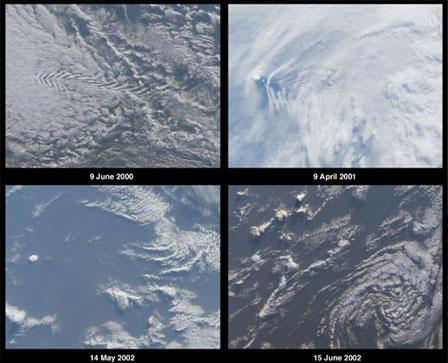 Bouvet Island Satellite Photos