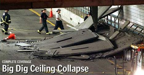 Big Dig Collapse Boston