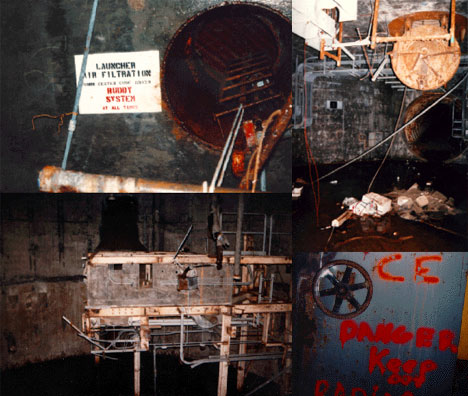 Breaking Into the Missile Silo