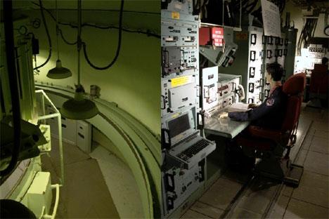 Missile Silo Complex Tour
