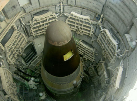 Missile Silo on Tour