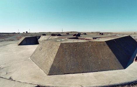 Missile Silo for Sale