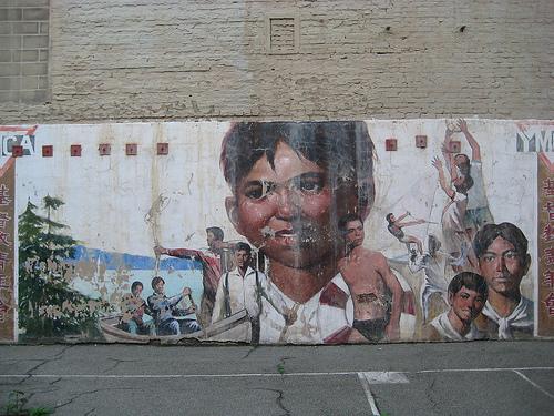 YMCA Mural 2