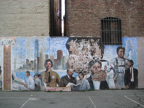 YMCA Mural 3