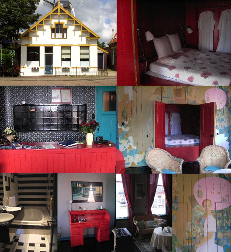 Smallest Hotel in the World Netherlands