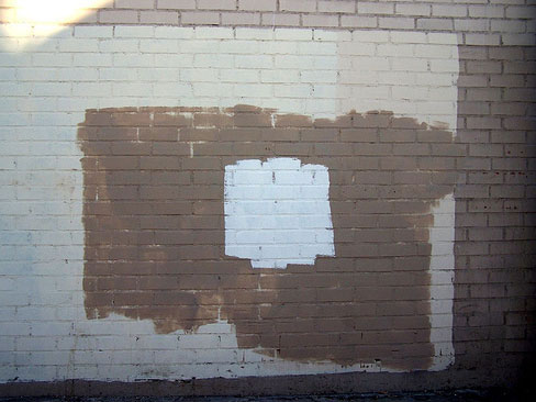 Example of Radical in Graffiti Removal Art