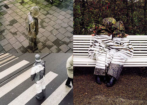 The Ultimate Urban Camouflage Collection 10 Strange