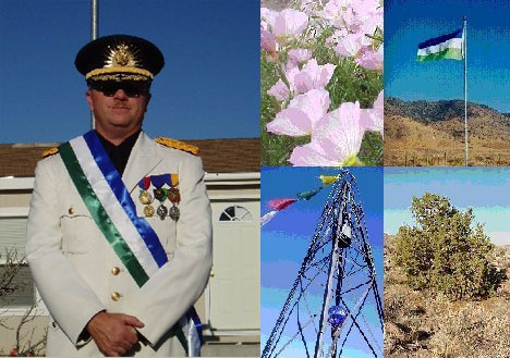 Molossia Funny Micronation in Nevada