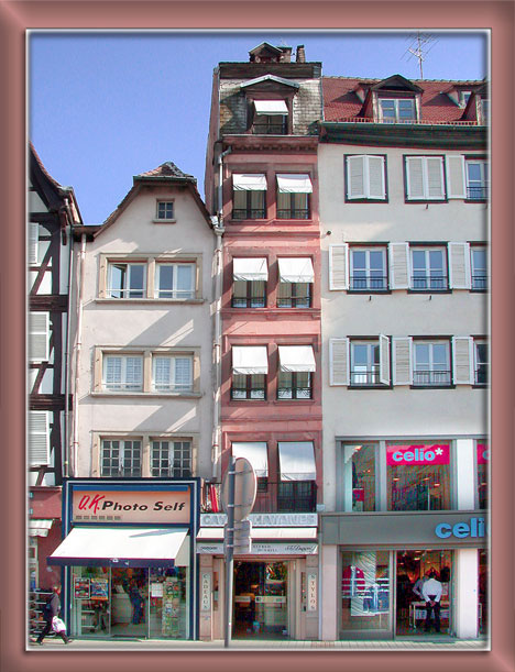One of the Skinniest Buildings in the World