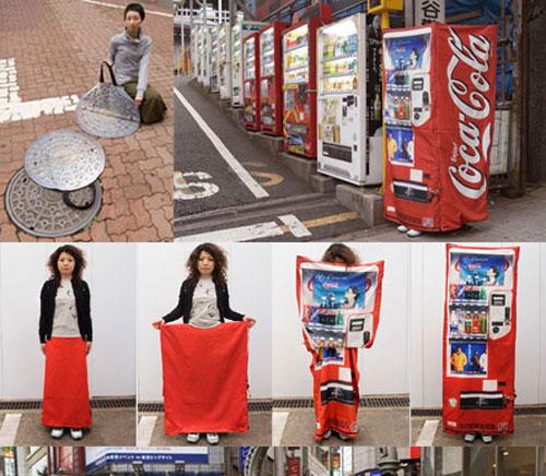 Urban Coke Suit Camouflage