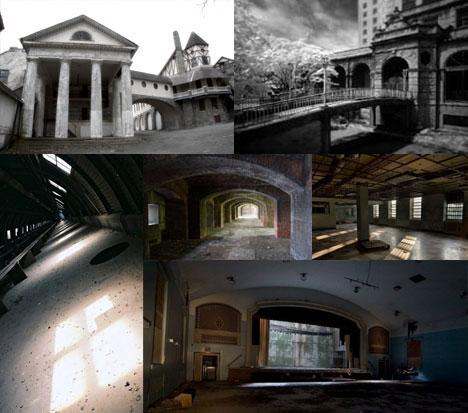 7 abandoned wonders of america mills to military islands for Abandoned neighborhoods in america