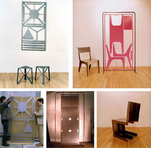 Flat pack 20 creative furniture designs for cramped for Furnishing a small flat