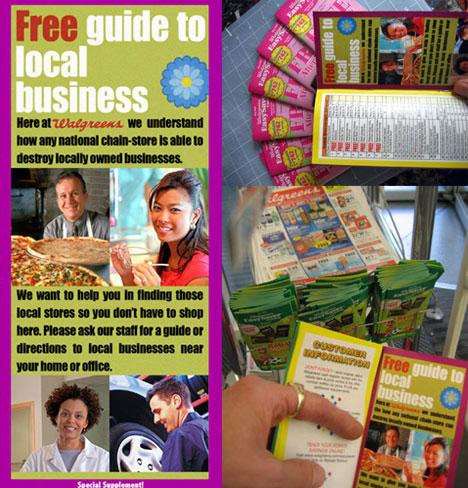 Free Ironic Guide to Supporting Local Businesses