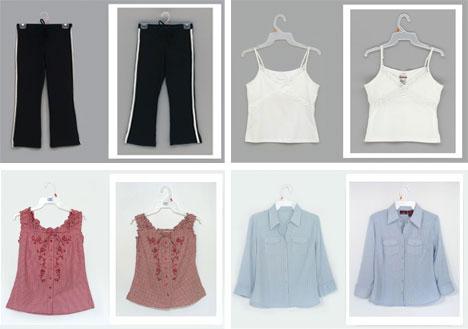 Shopdropping  Walmart Clothing Art Project