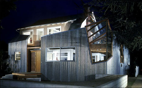 Another Gehry House Exterior Photo