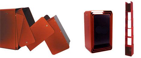 Extendable Sleek Modern Shelving System