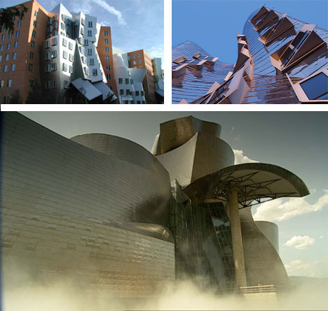Other Frank Gehry Buildings