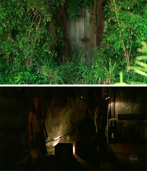 The Arrow Dharma Initiative Station Lost