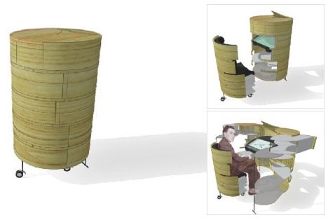 Superbe Secretive U0026 Surprising: Unusual, Creative And Transforming Furniture