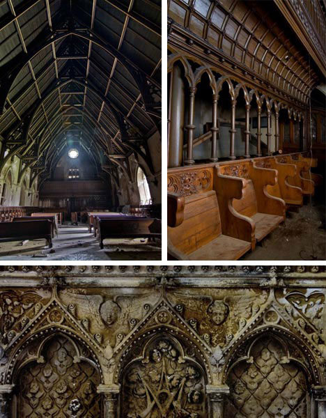 Abandoned Chapel Building