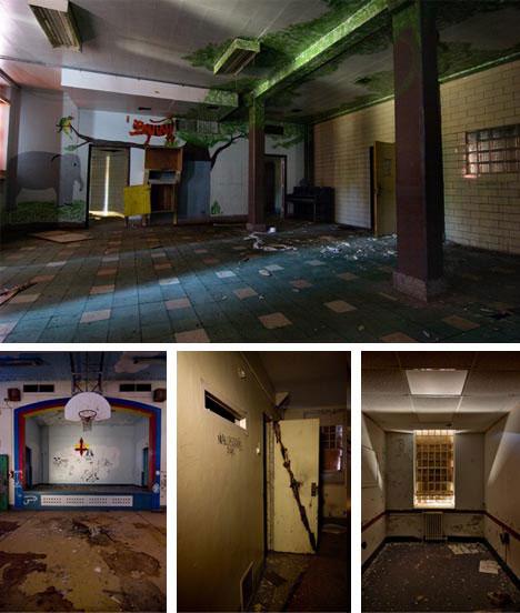 Abandoned Childrens Insane Asylum
