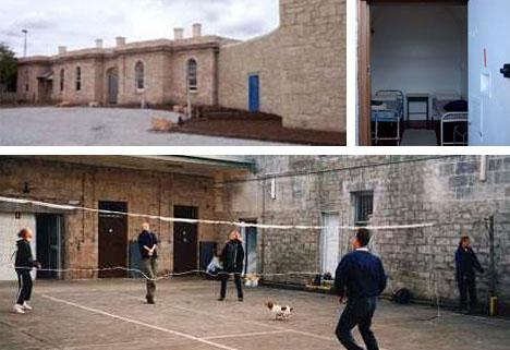Australian Prison Hotel