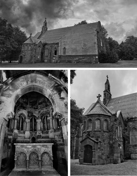 Deserted Chapel Building