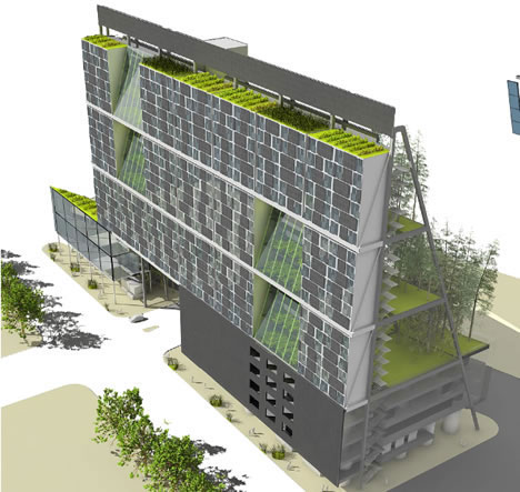 GREEN Art Architecture Design And Tec 2