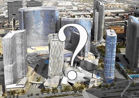 Las Vegas Skyscraper