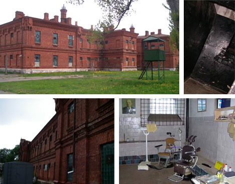 Latvian Jail Hotel